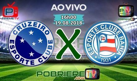 Cruzeiro X Bahia Hoje Ao Vivo Cruzeiro E Bahia