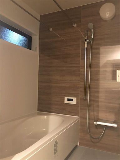 バスルーム お風呂 パナソニック fz ウォールナット柄 2020