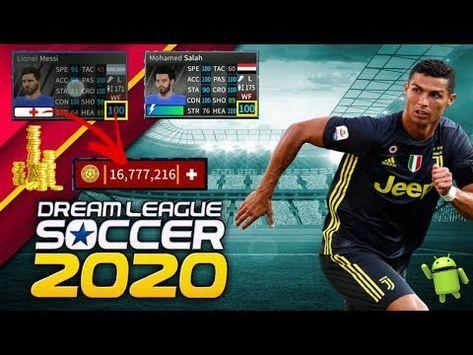 Dls 2020 Dream League Soccer 2020 Android Offline Mod Apk Download Apk Mod Game Game Download Free Install Game Offline Games