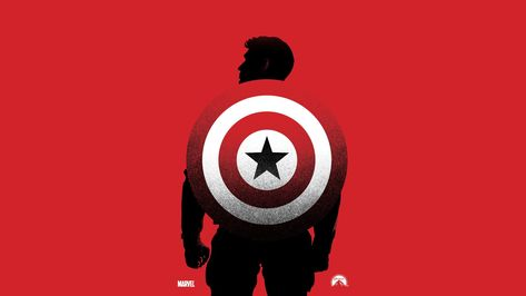 Marvel Captain America wallpaper, Marvel Comics, movies, red • Wallpaper For You HD Wallpaper For Desktop & Mobile