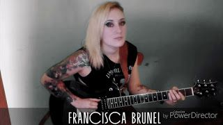 Francisca Brunel Animals As Leaders The Woven Web Dat Riff Cover 6 Strings Leader Cool Gifs Dat