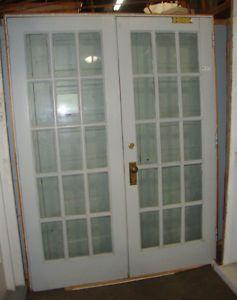 15 Lite Interior French Doors - Y00500 | Hotels in Robert riu0027chard and French door sizes & 15 Lite Interior French Doors - Y00500 | Hotels in Robert ri ... pezcame.com