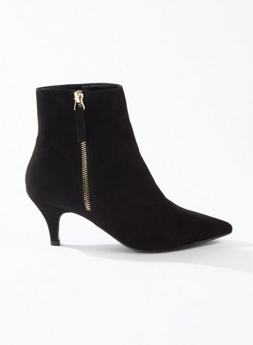 Brandy Black Kitten Heel Boots Black Kitten Heels Kitten Heels Elegant Shoes Heels