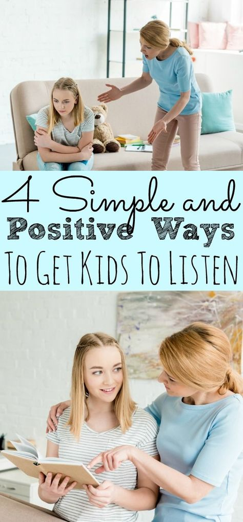 How To Get Your Kids To Listen Without Yelling - Simply Today Life