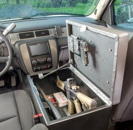 Gun Mounting Ideas For Your Ride I Love It Except My Ccw Is For