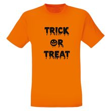 Trick or Treat Halloween T-Shirt | Syra Clothing – SYRA Clothing