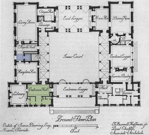 plan riad architecture - Поиск в Google Riad Pinterest