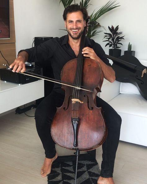 65 Ideas De Violonchelista Hauser Violonchelo Musica Que Guapo