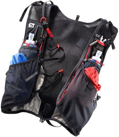 Salomon Adv Skin 12 Set Running Hydration Pack Running Pack Tactical Wear