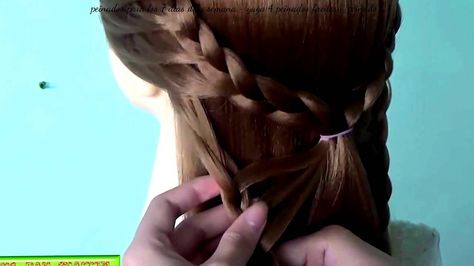 peinados para los 7 dias dela semana - yuya 4 peinados faciles - peinado !