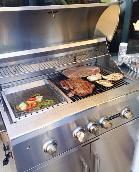 Home Coyote Outdoor Living Outdoor Cooking Outdoor Kitchen Cooking Equipment