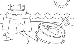 Dibujos De Verano Para Colorear Dibujos Para Colorear Faciles Dibujos Para Colorear Dibujos Faciles Para Dibujar
