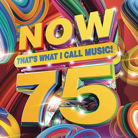 Now That S What I Call Music Vol 75 Various In 2020 Various Artists Music J Pop Music