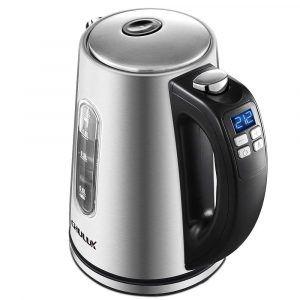 Bodum 1 Liter 34 Oz Electric Water Kettle Qvc Com In 2020 Electric Water Kettle Electric Tea Kettle Electric Kettle