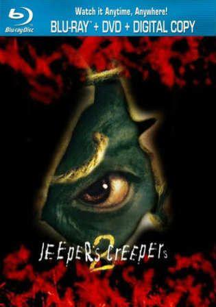 Jeepers Creepers 2 2003 Bluray 350mb Hindi Dual Audio 480p Jeepers Creepers Creepers Jeepers