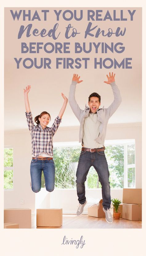 THIS is what you really need to know when you buy your first home.
