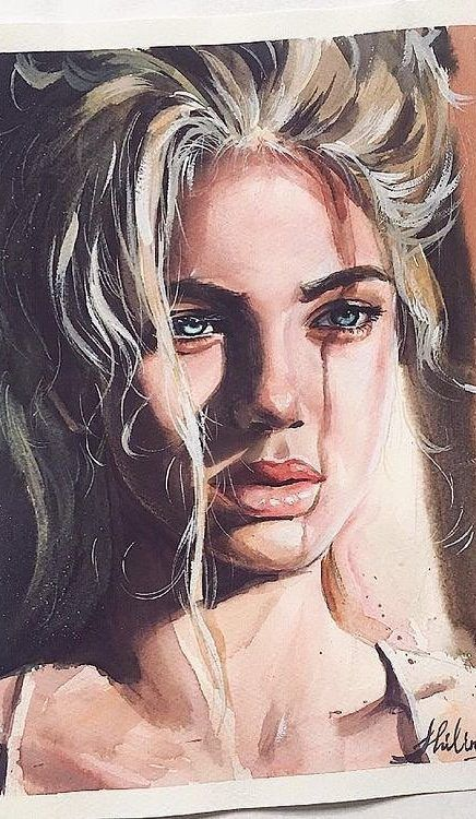 Beauty And Amazing Drawing Art Best Woman Face And More Drawings