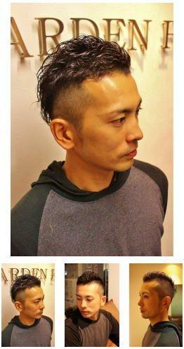 ボード 髪型 メンズ のピン