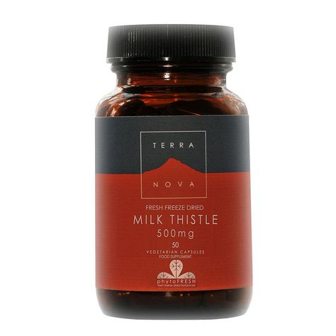 Pin for Later: Ditch the Fry-Up For These 4 Healthy Hangover Cures Milk Thistle