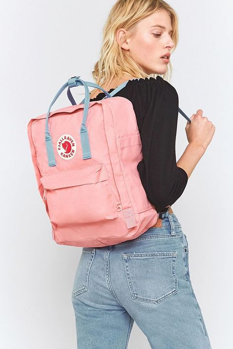Shop Fjallraven Kanken Pink & Air Blue Backpack at Urban Outfitters today. We carry all the latest styles, colours and brands for you to choose from right here.