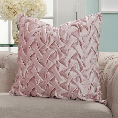 Solo Rugs Square Pillow Cover Insert In 2021 Throw Pillows Pillows Silk Throw Pillows