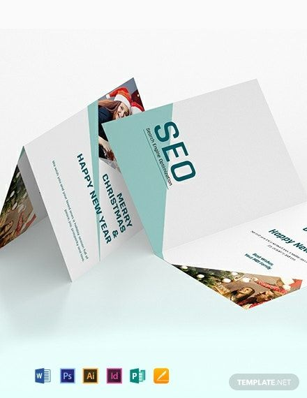 Seo Greeting Card Template Word Doc Psd Indesign Apple Mac Pages Illustrator Publisher Greeting Card Template Free Greeting Card Templates Card Template