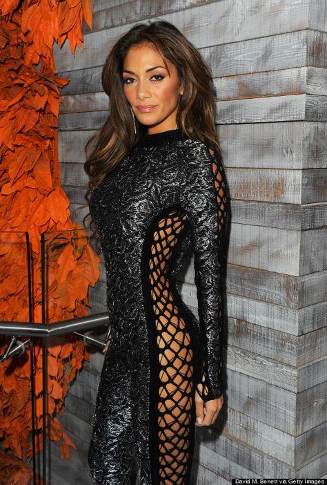 Nicole Scherzinger Rocks Skintight Catsuit, Skips The Underwear Nicole Scherzinger, Catsuit, Sexy Outfits, Sexy Dresses, Fashion Outfits, Womens Fashion, Mode Latex, Gorgeous Women, Sexy Women