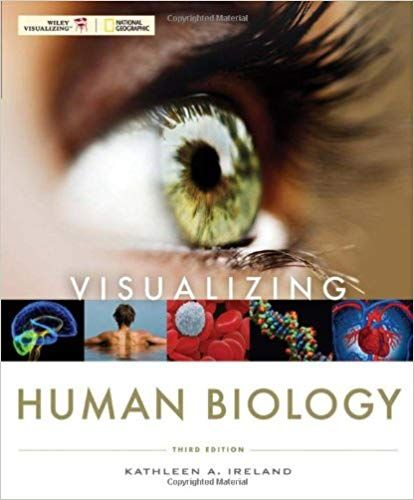Visualizing Human Biology 3rd Edition By Kathleen A Ireland Igcse Biology Biology Biology Textbook