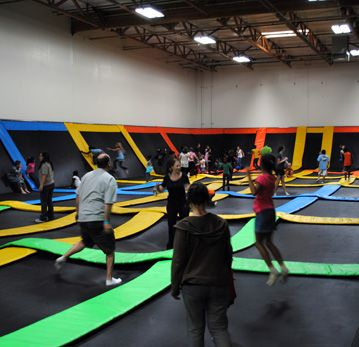 This Is An Awesome Place For Adults Or Kids As Young As Toddlers - Children's birthday venues las vegas