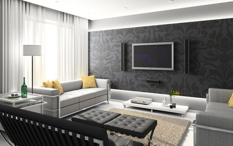 18 modern style living rooms from misuraemme living room white built ins and living spaces