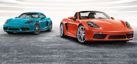 Porsche Has Launched The 718 Boxster And 718 Cayman In India