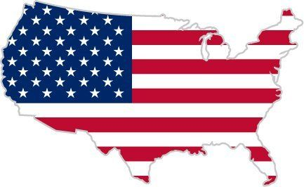 USA United States of America American map flag sticker decal ... on calendar stickers, kentucky stickers, hawaii map stickers, usa patchwork map stickers, wyoming stickers, barbados map stickers, mississippi stickers, states visited maps stickers, north carolina stickers, united states state abbreviations,