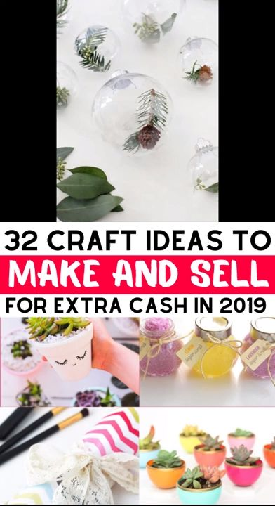 32 Most Profitable Crafts to Sell [2020]