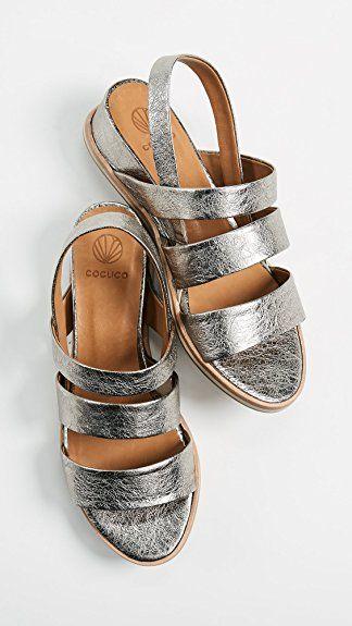 58170c8130108 Amazon.com: Coclico Shoes Women's Koi Strappy Sandals   Art ...