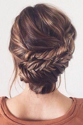 Peinados Para Madrinas 50 Ideas Vistas En Internet Peinados Sencillos Peinados Y Peinados Con Trenzas