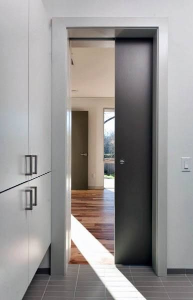 Top 50 Best Pocket Door Ideas Architectural Interior Designs Pocket Doors Wood Doors Interior Door Design