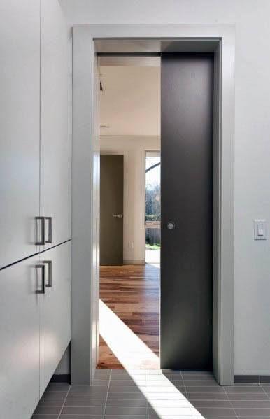 Top 50 Best Pocket Door Ideas Architectural Interior Designs