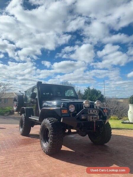 Tj Jeep Wrangler Sport Jeep Wrangler Forsale Australia Jeep