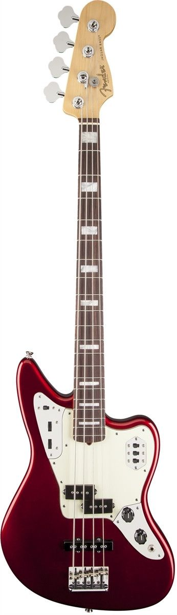A New Fender Bass Tradition The Jaguar Bass represents nothing short of an adventurous new Fender bass tradition, prized by players everywhere as an acclaimed modern member of the Fender bass family w