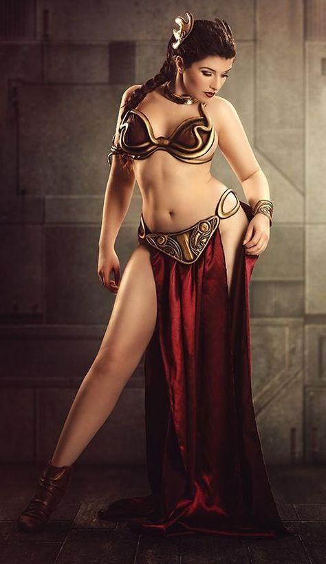 Star Wars Sexy Princess Leia Adult Costume