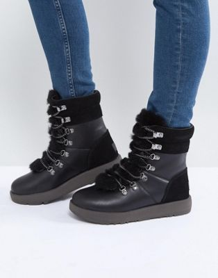 82c8897958e UGG Viki Waterproof Lace Up Hiker Boots | SHOES | Uggs, Boots ...