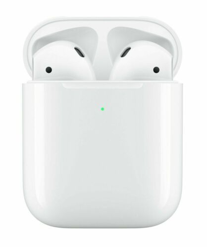 Apple Airpods 2nd Generation With Wireless Charging Case Apple Airpods 2 Iphone Wireless Apple Leather Case