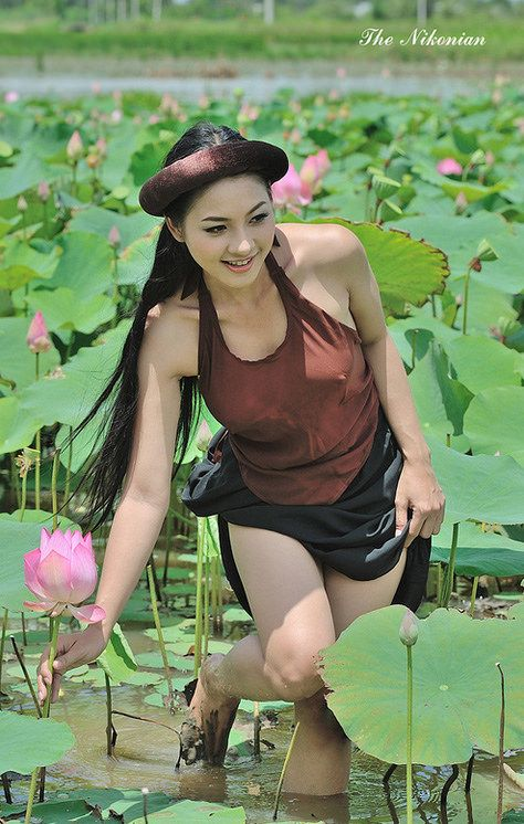 HOA LOA KÈN vẫn nở rực rỡ lắm - Chụp Ảnh Thời Trang Hoa