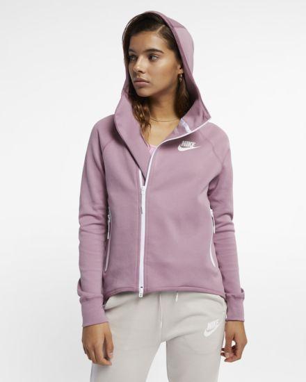 duża obniżka najlepszy najlepszy wybór Damska rozpinana bluza Nike Sportswear Tech Fleece #bluza ...