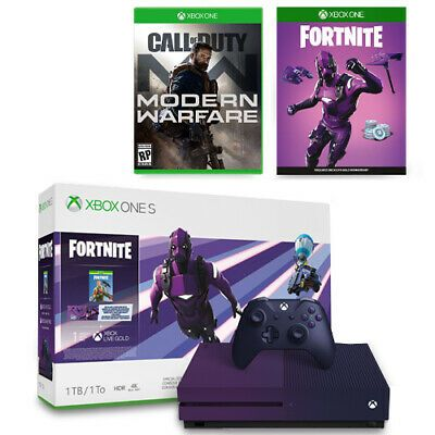 Xbox One S 1tb Fortnite Battle Royale Special Edition Bundle Call Of Duty Mod Fortnite Game Nowplaying Xbox One S 1tb Xbox One S Xbox One