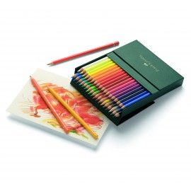 Studio Box 36 Crayons Polychromos Faber Castell Faber Castell