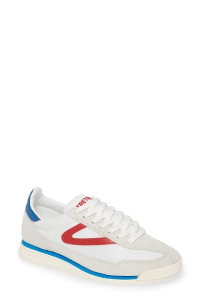 Rawlins 3 Colorblock Sneakers In Off