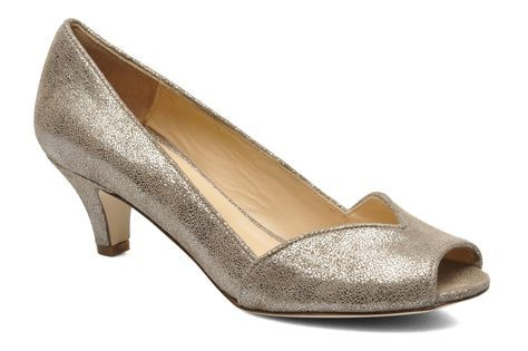 Amut | chaussures mariage | Chaussures dorées, Chaussures