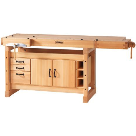 Groovy Sjobergs Sb119 Work Bench And Sm05 Cabinet Combo Workshop Pabps2019 Chair Design Images Pabps2019Com