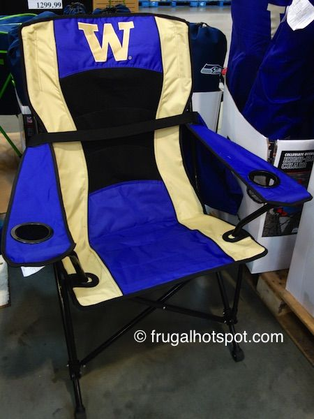 Jarden Oversized High Back Chair (University Of Washington Huskies).  #Costco #FrugalHotspot #UW | Outdoor Furniture, Grills U0026 Accessories |  Pinterest | Uw ...